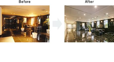 Example of Value Enhancement Work